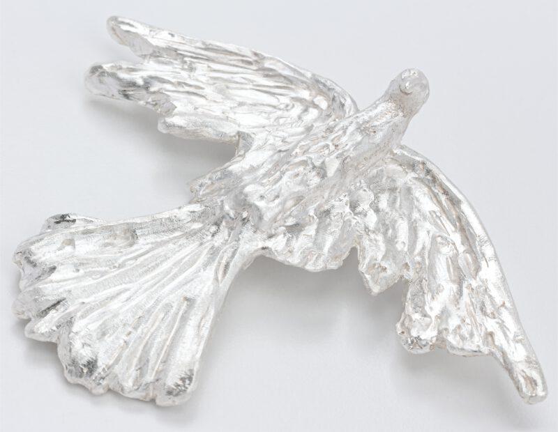 Dove pendant