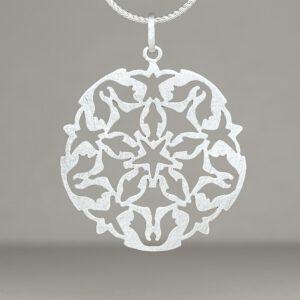 Animal ornament pendant