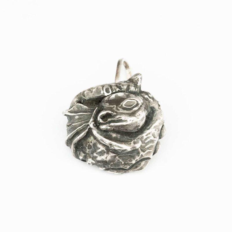 Baby dragon - pendant