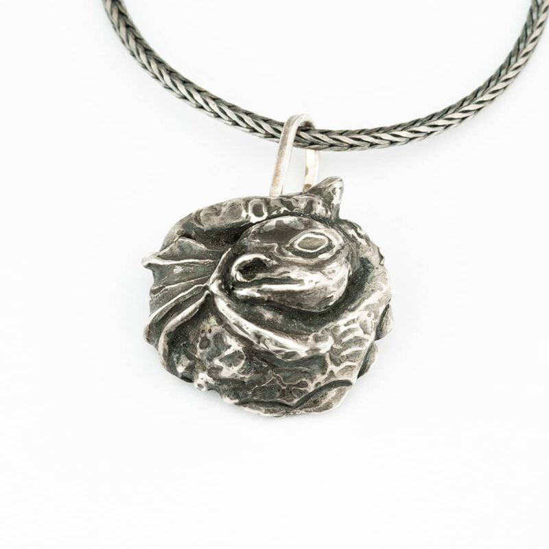 Baby dragon - pendant