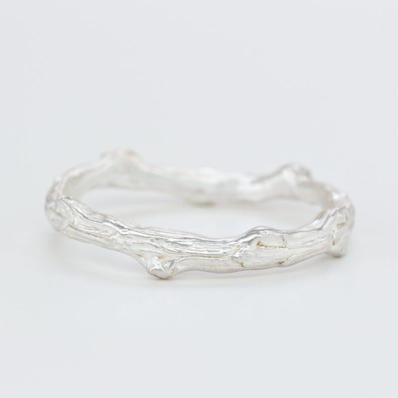 Conifer branch ring