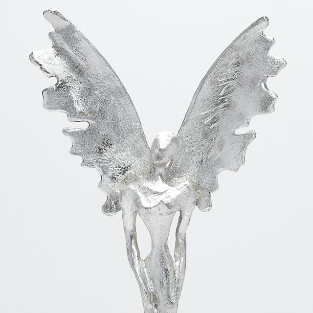 Ein Engelanhänger
